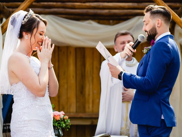 O casamento de Daniel e Bianca em Joinville, Santa Catarina 24