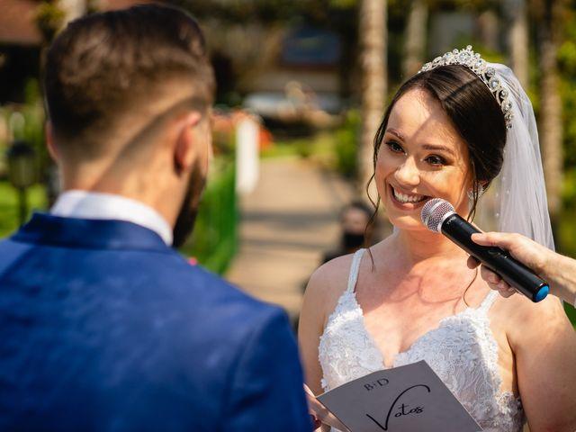 O casamento de Daniel e Bianca em Joinville, Santa Catarina 25