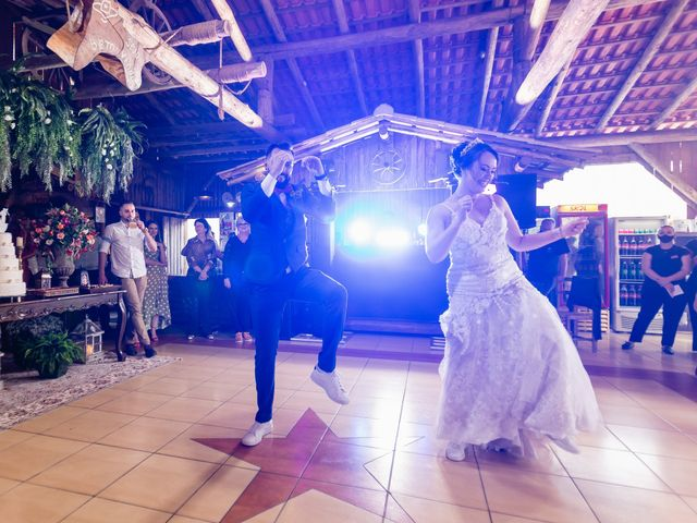 O casamento de Daniel e Bianca em Joinville, Santa Catarina 40