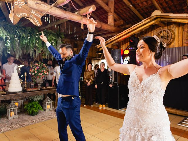 O casamento de Daniel e Bianca em Joinville, Santa Catarina 41
