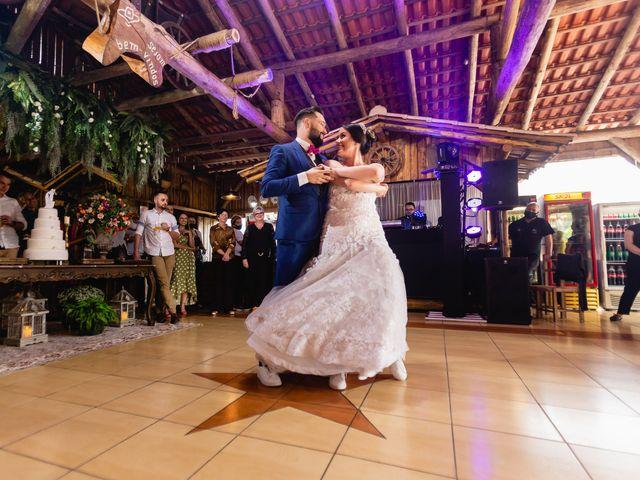 O casamento de Daniel e Bianca em Joinville, Santa Catarina 42