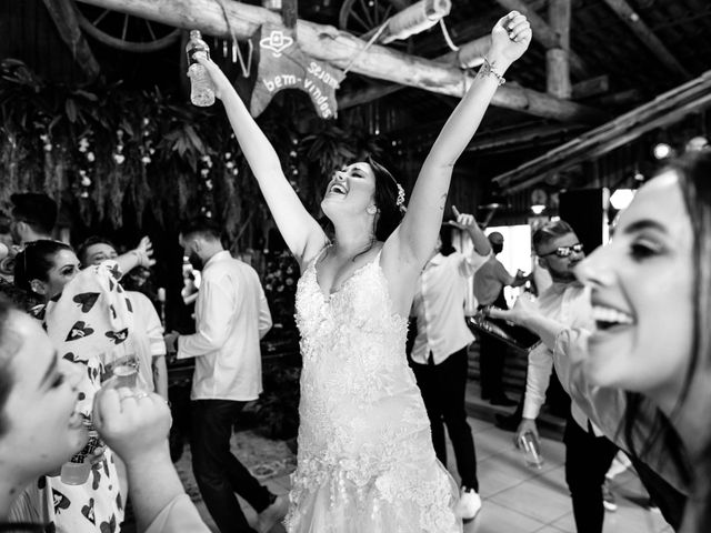 O casamento de Daniel e Bianca em Joinville, Santa Catarina 53