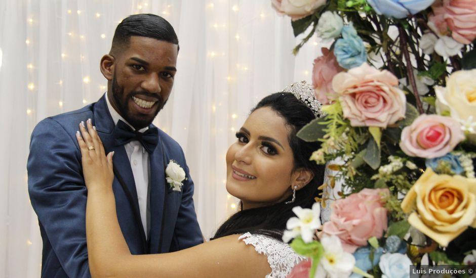 O casamento de Gabriel e Geovanna em Osasco, São Paulo