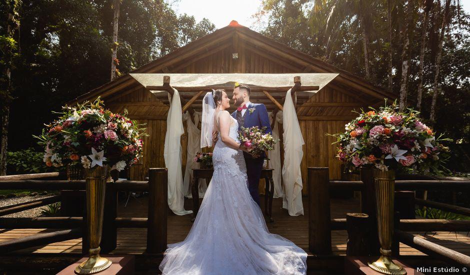 O casamento de Daniel e Bianca em Joinville, Santa Catarina