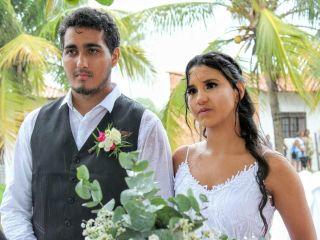 O casamento de Mayane e Allan