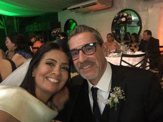 O casamento de Yeda e Bruno