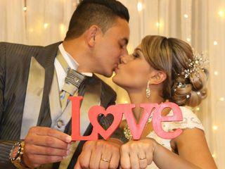 O casamento de Jhenifer e Adriano