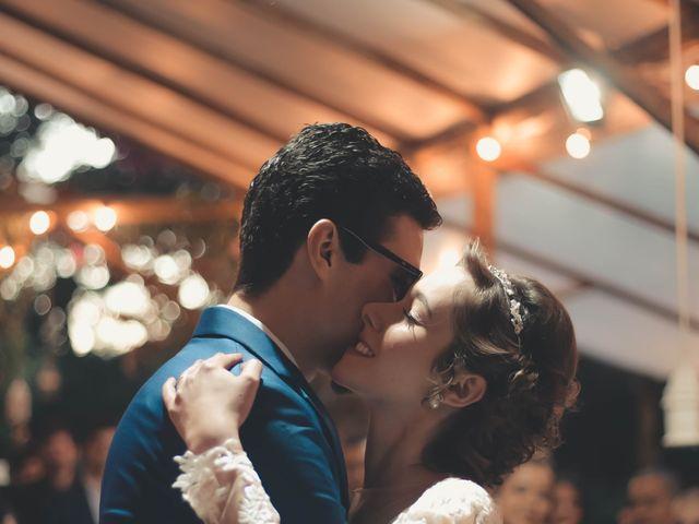 O casamento de Lucas e Gabi