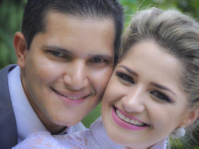 O casamento de Nádia e Eliézer