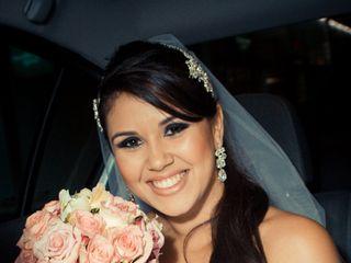 O casamento de Amina e Leandro 1