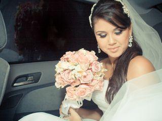 O casamento de Amina e Leandro 2