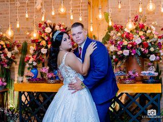 O casamento de Alane e Rafael 1