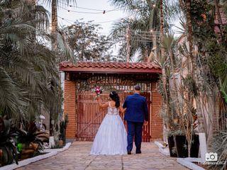 O casamento de Alane e Rafael 2