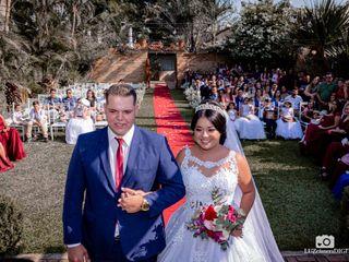 O casamento de Alane e Rafael 3