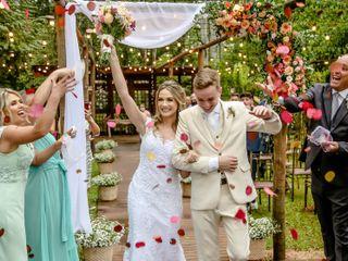 O casamento de Danielle e Victor