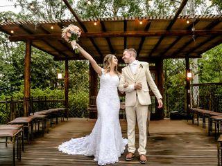 O casamento de Danielle e Victor 2