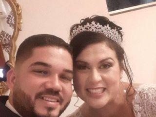 O casamento de Najra e Filipe