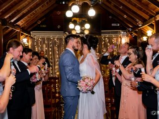 O casamento de Elis Dayana Pereira e Anderson Salles
