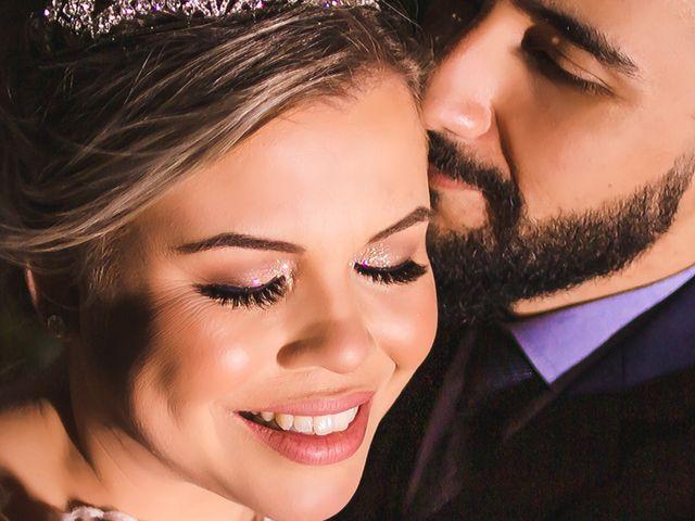 O casamento de Camila e Giovanni