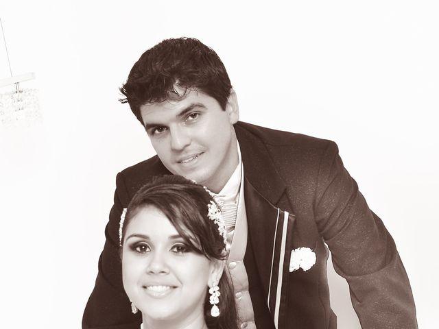 O casamento de Amina e Leandro