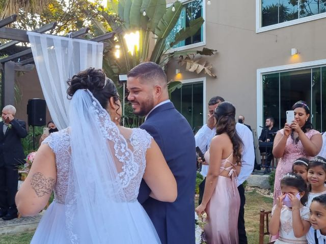O casamento de Filipe e Najra em Brasília, Distrito Federal 1