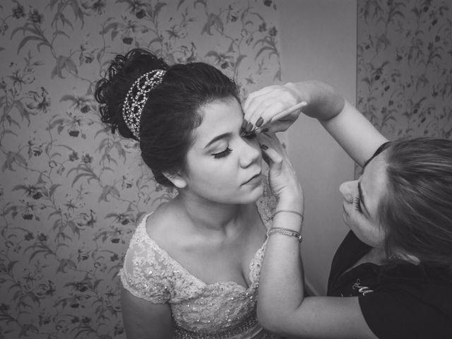 O casamento de Fernanda e Heitor