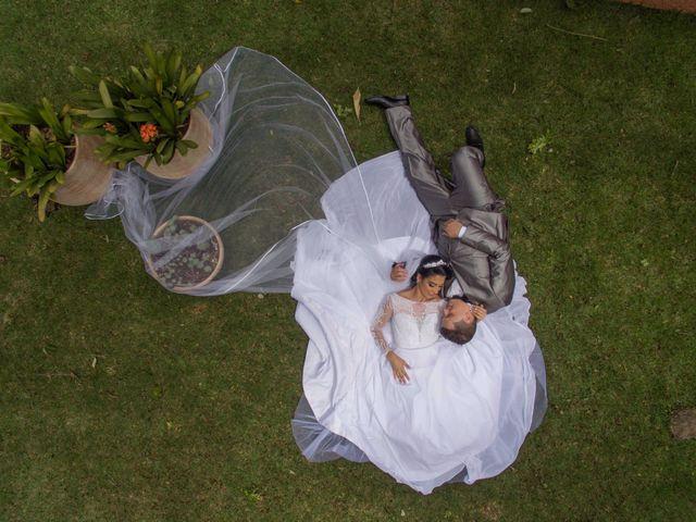 O casamento de Cristina e Willian