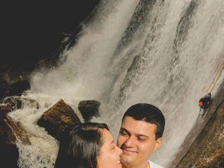 O casamento de Lorena e Yuri 2