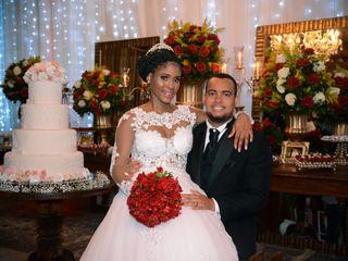 O casamento de Deivisson Silva e Luane Portugal