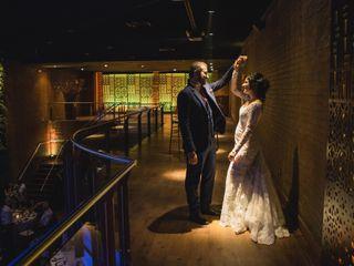 O casamento de Jeniffer e Alexandre