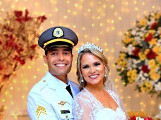 O casamento de Daniel Rodrigues e Silvana Pontes 2
