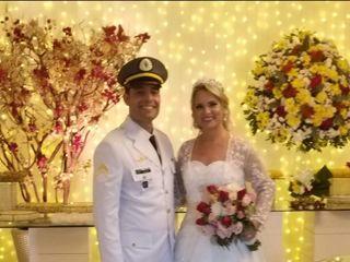 O casamento de Daniel Rodrigues e Silvana Pontes 3