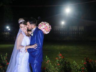 O casamento de Andressa  e Rodolfo