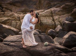 O casamento de Joice e João 3