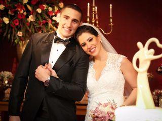 O casamento de Priscila e Gabriel