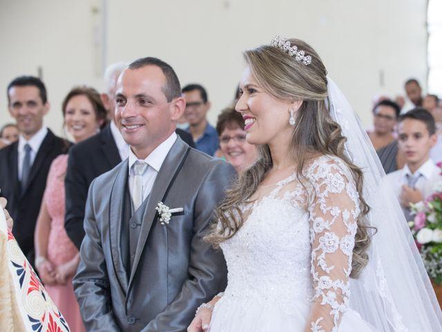 O casamento de Katiana e Fernando