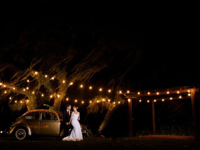 O casamento de Amanda e Naor