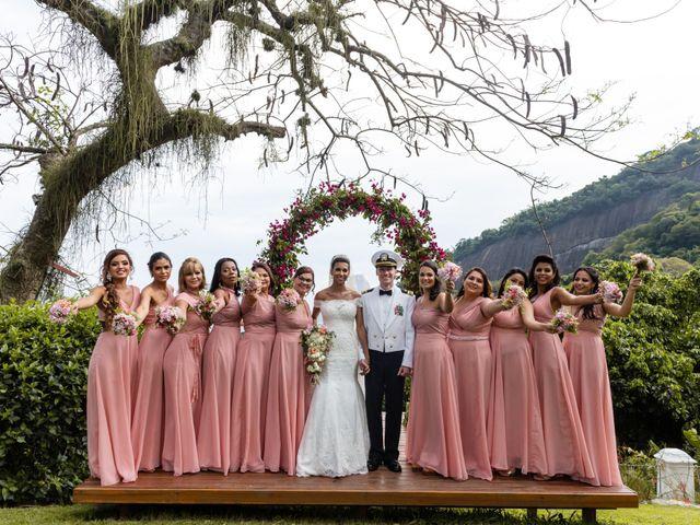 O casamento de Fabiana e Bryan