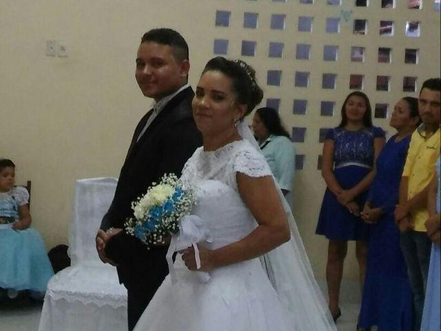 O casamento de Jeferson e Angeline em Maracanaú, Ceará 1
