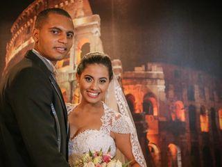 O casamento de Thaís  e Alex