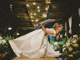O casamento de Thamires e Ebert