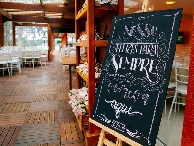 O casamento de Fábio e Giovana em Curitiba, Paraná 5