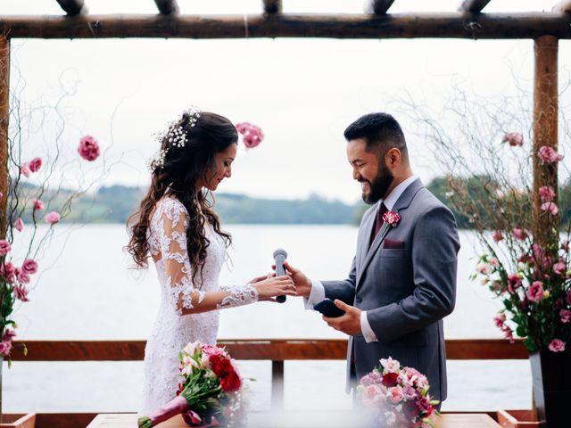 O casamento de Fábio e Giovana em Curitiba, Paraná 42