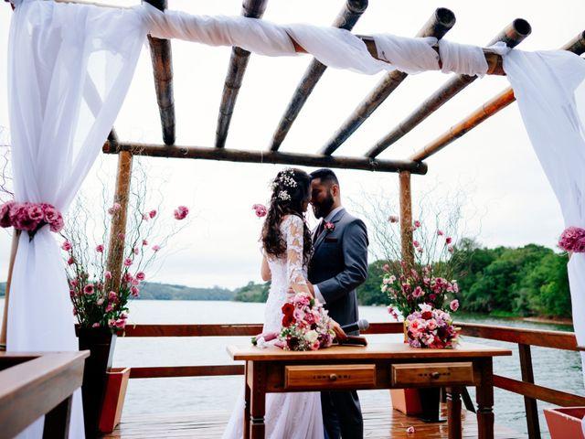O casamento de Fábio e Giovana em Curitiba, Paraná 44
