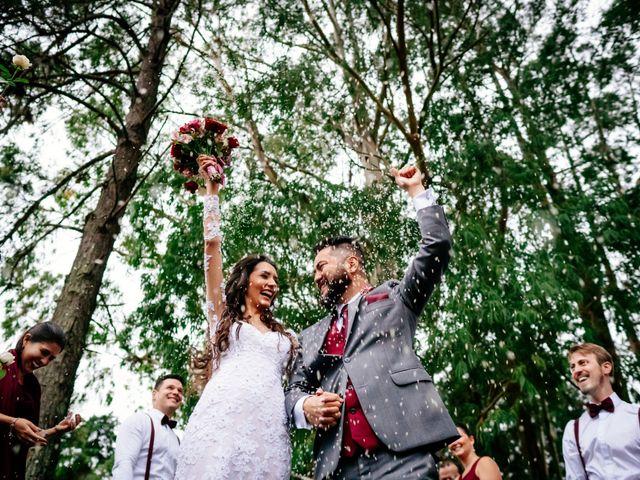 O casamento de Fábio e Giovana em Curitiba, Paraná 51