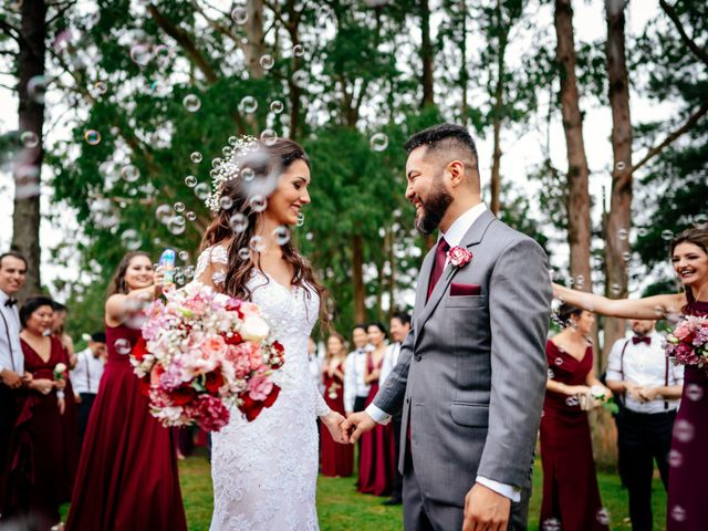 O casamento de Fábio e Giovana em Curitiba, Paraná 52