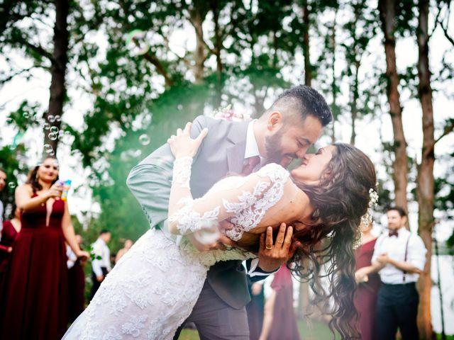 O casamento de Fábio e Giovana em Curitiba, Paraná 1