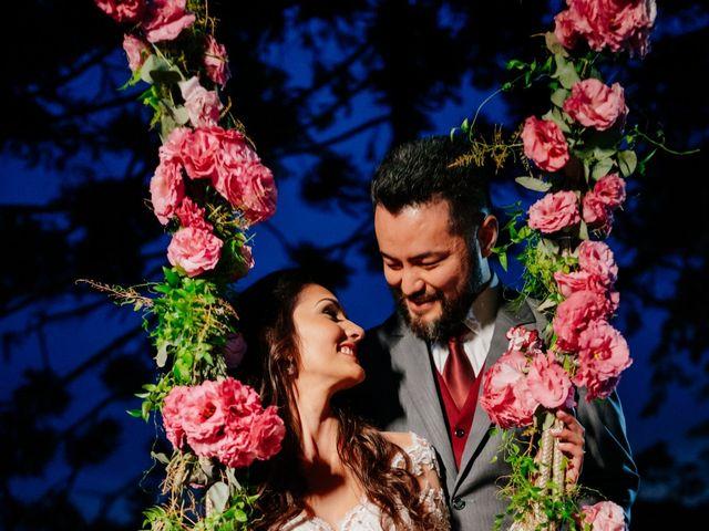 O casamento de Fábio e Giovana em Curitiba, Paraná 61
