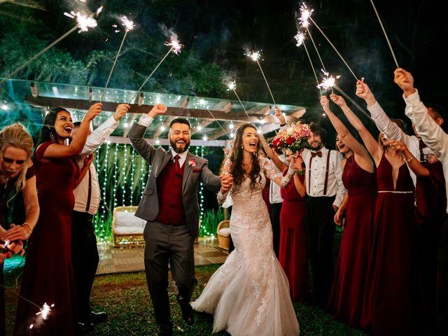 O casamento de Fábio e Giovana em Curitiba, Paraná 65