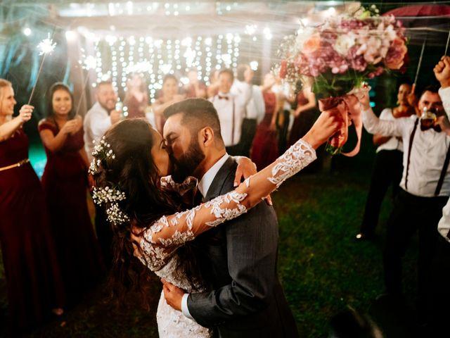 O casamento de Fábio e Giovana em Curitiba, Paraná 67